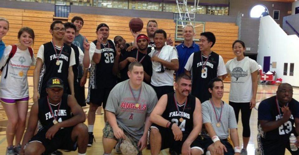 Special Olympics Pasadena